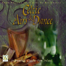 Celtic Orchestra - Celtic Airs And Dance (CD)