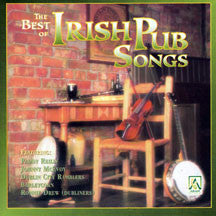 Best Of Irish Pub Songs (CD)