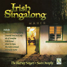Blarney Singers With Sean Dunphy - Irish Singalong (CD)