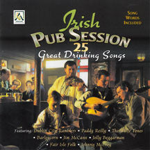 Irish Pub Session (CD)