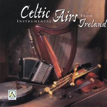 Celtic Instrumental Airs Fromireland (CD)