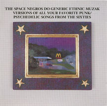 Space Negros - Do Generic Ethnic Muzak Vers (CD)