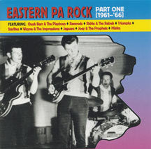 Eastern Pa Rock - Part One [1961-1966]] (CD)