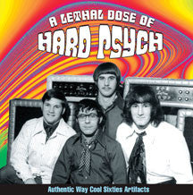 Lethal Dose Of Hard Psych, A (CD)