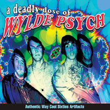 Deadly Dose Of Wylde Psych, A (CD)