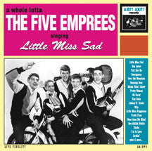 Five Emprees - Little Miss Sad (CD)