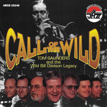 Tom Saunders - Call Of The Wild (CD)