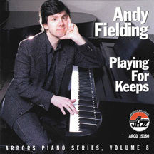 Andy Fielding - Playing For Keeps (CD)