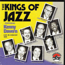 Kenny Davern - Kings Of Jazz With  Davern, (CD)
