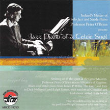 Peter O'brien - Jazz Piano Of A Celtic Soul (CD)