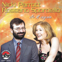 Nicki Parrott & Rossano Sportiello - Do It Again (CD)