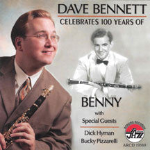 Dave Bennett - Celebrates 100 Years Of Benn (CD)