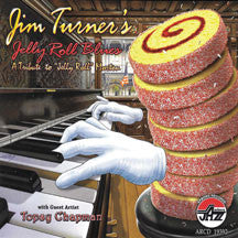 Jim Turner - Jelly Roll Blues: A Tribute (CD)