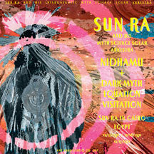 Sun Ra - Nidhamu/ Dark Myth Equation (CD)