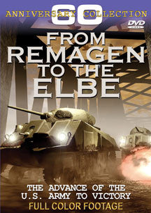 From Remagen To The Elbe (DVD)