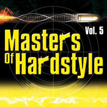 Masters Of Hardstyle Vol. 5 (CD)