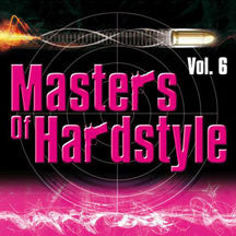 Masters Of Hardstyle Vol. 6 (CD)