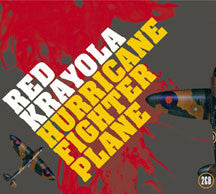 Red Krayola - Hurricane Fighter Place (CD)