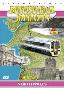 British Rail Journeys - Northwales (DVD)