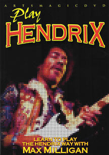 Max Milligan - Play Hendrix (DVD)