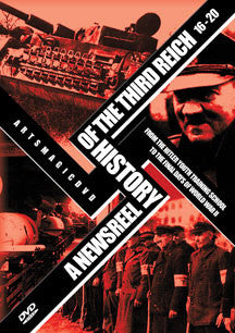 Newsreel History Of The Third Reich - 16-20 (DVD)