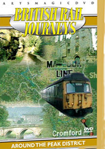 British Rail Journeys - Around Peak Dis (DVD)