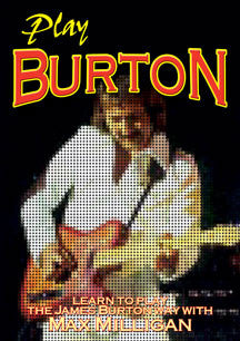 Max Milligan - Play Burton (DVD)