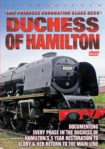 Duchess Of Hamilton (DVD)