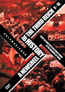Newsreel History Of The Thirdreich - Vol. 6-10 (DVD)