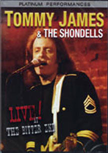 Tommy James - Live At The Bitter End (DVD)