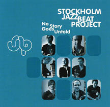 Stockholm Jazzbeat Project - No Story Goes Untold (CD)