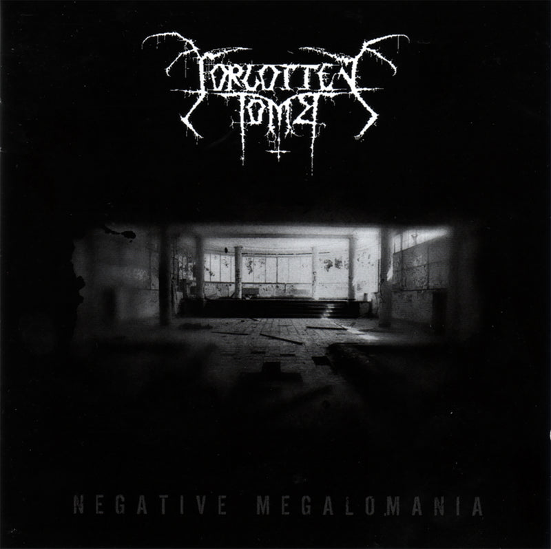 Forgotten Tomb - Negative Megalomania (CD)