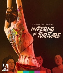 Inferno Of Torture (BLU-RAY)