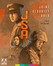 JSA: Joint Security Area (Blu-ray)