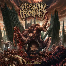Extermination Dismemberment - Serial Urbicide (CD)