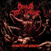 Devour The Unborn - Meconium Pestilent Abomination (CD)