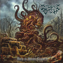 Disfigurement Of Flesh - Deity Of Hideous Fertility (CD)