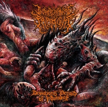 Intracranial Parasite - Deviations Period Of Inhumane (CD)