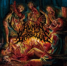 Human Barbecue - Cannibalistic Flesh Harvest (CD)