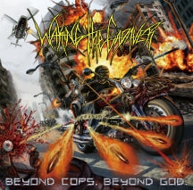 Waking The Cadaver - Beyond Cops. Beyond God. (CD)
