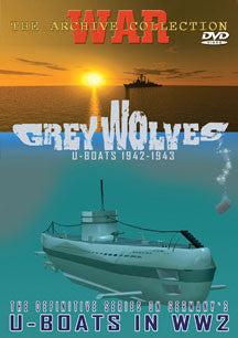 Grey Wolves 1942-1943 (DVD)