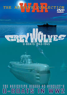 Grey Wolves 1943-1945 (DVD)