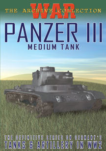 War Archive - Panzer Iii (DVD)
