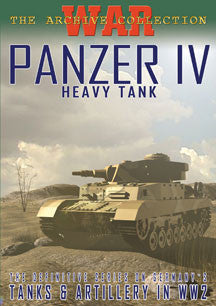 War Archive - Panzer Iv (DVD)