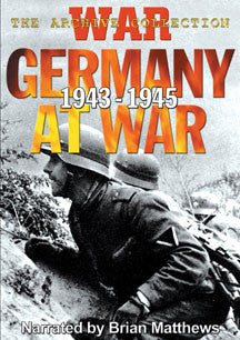 Germany At War - 1943-1945 (DVD)