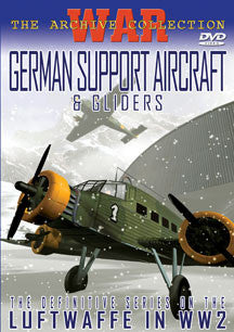 German Support Aircraft (DVD)