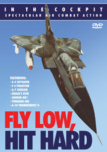 In The Cockpit - Fly Low, Hithard (DVD)