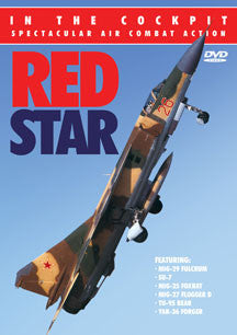 In The Cockpit - Red Star (DVD)