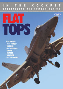 In The Cockpit - Flat Tops (DVD)
