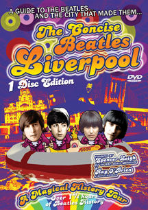Beatles - Liverpool Magical History Tour: 1-dvd Version (DVD)